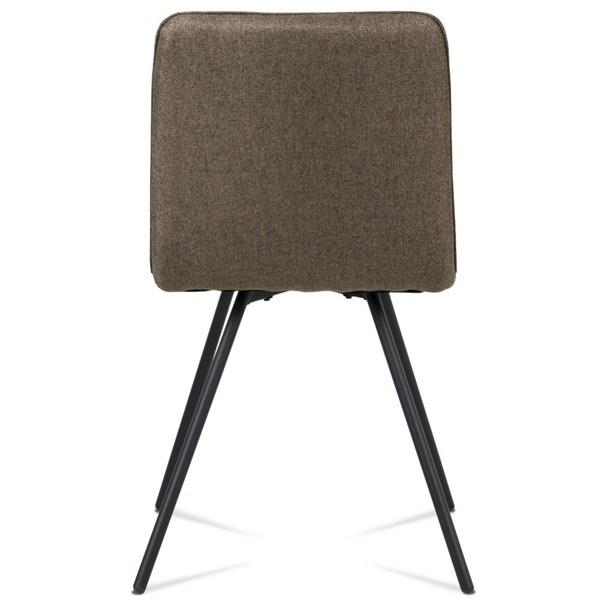 Jídelní židle ABIGALE hnědá 5