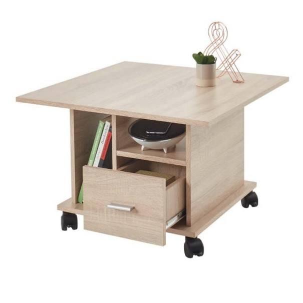 Konferenční stolek ACTIVO dub sonoma 2