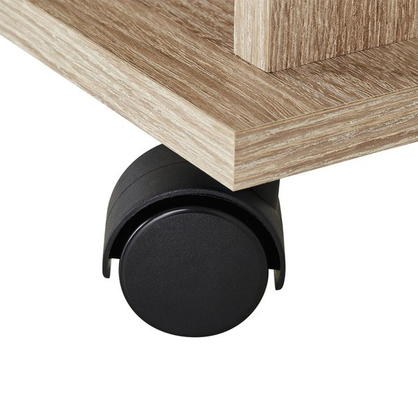 Konferenční stolek ACTIVO dub sonoma 5