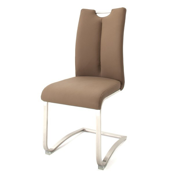 Jídelní židle ADALYN 2 cappuccino 1