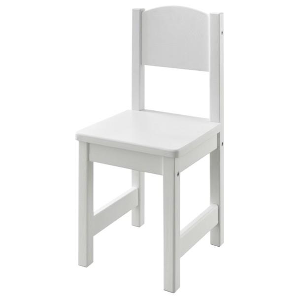 Stolička ADELAIDE biela 1