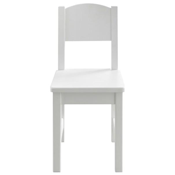 Stolička ADELAIDE biela 3