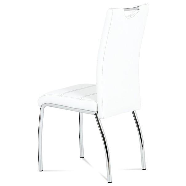 Jídelní židle AGATA bílá 2