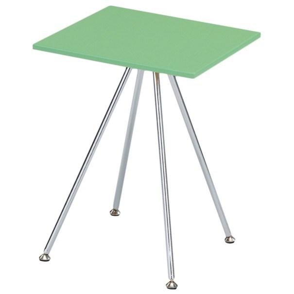 Odkládací stolek AIMEE 1 limetková 1