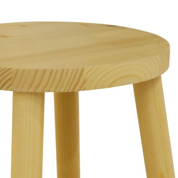 Barová židle AKI 1 smrk 2