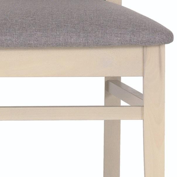 Jídelní židle ALEX AX13 túje/šedá 4