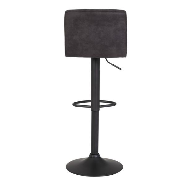 Barová stolička AMANDA I H antracitová 2