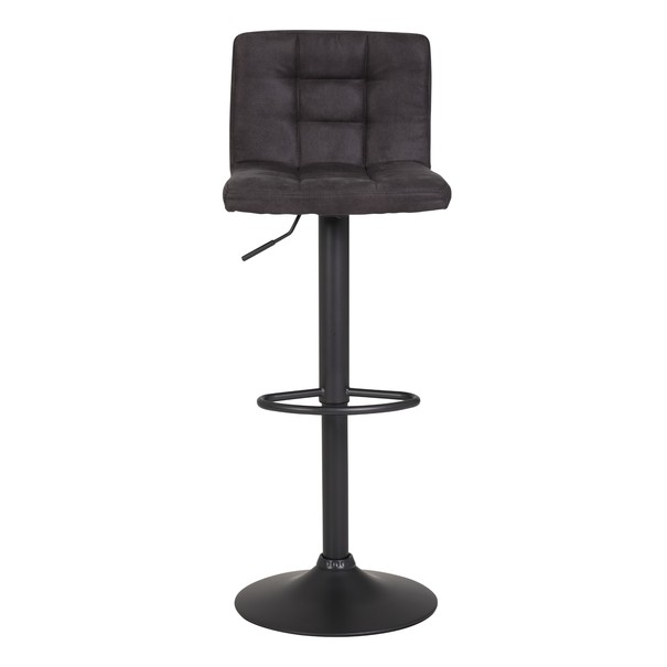 Barová stolička AMANDA I H antracitová 4