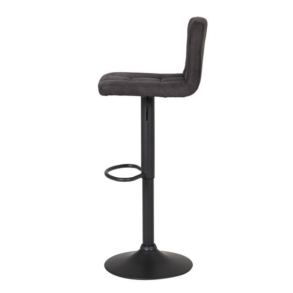 Barová stolička AMANDA I H antracitová 5