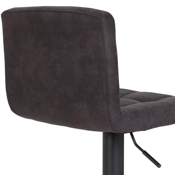 Barová stolička AMANDA I H antracitová 6