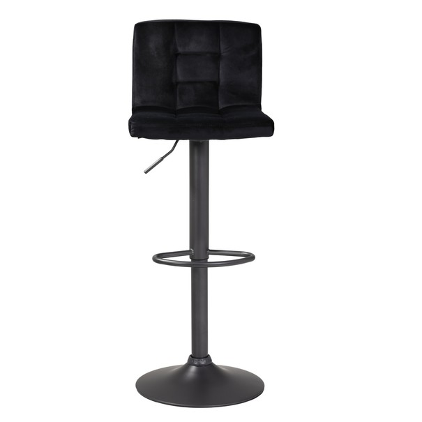 Barová židle  AMANDA II H černá 2