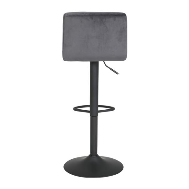 Barová židle  AMANDA II H šedá 2