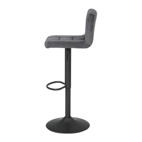 Barová židle  AMANDA II H šedá 4