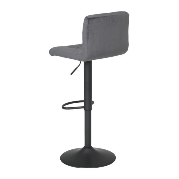 Barová židle  AMANDA II H šedá 5