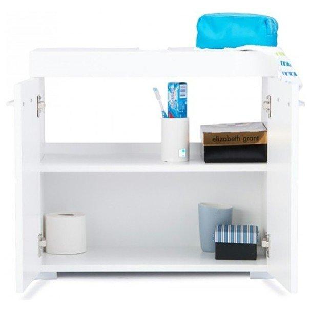 Umyvadlová skříňka AMANDA bílá 2