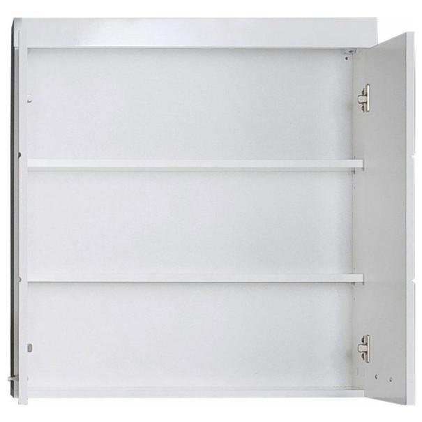 Závěsná skříňka  AMANDA bílá 2