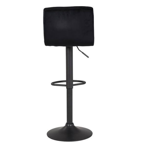 Barová židle AMANDA černá 5