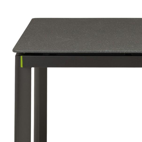Zahradní stůl AMICO šedá/šířka stolu 95 cm 5