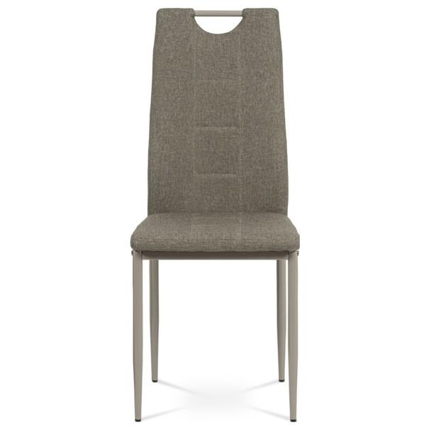 Jedálenská stolička AMINA cappuccino 2
