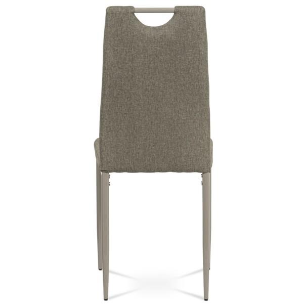 Jedálenská stolička AMINA cappuccino 5