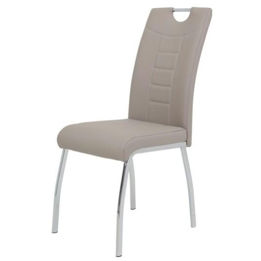 Jídelní židle ANDREA S cappuccino 1