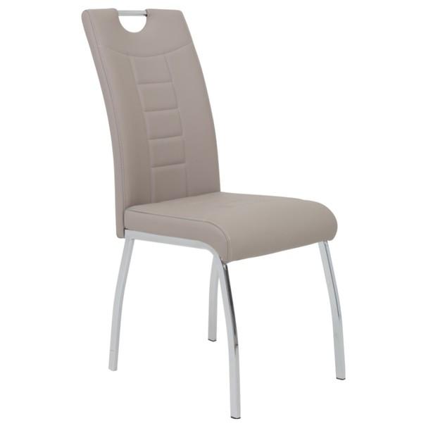 Jídelní židle ANDREA S cappuccino 3