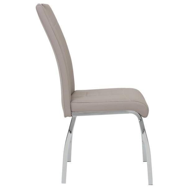Jídelní židle ANDREA S cappuccino 4