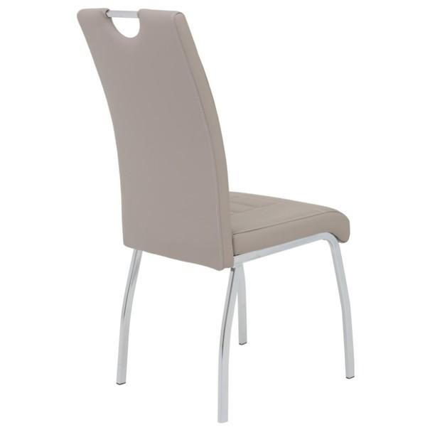 Jídelní židle ANDREA S cappuccino 5
