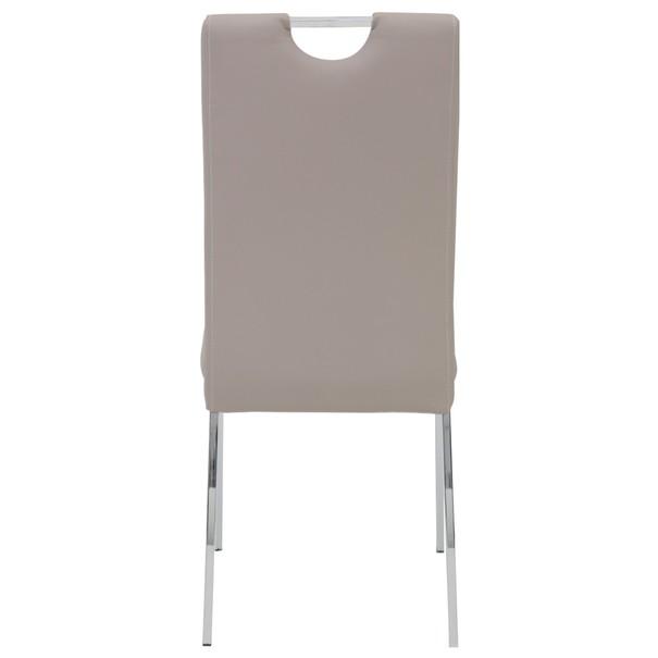 Jídelní židle ANDREA S cappuccino 6