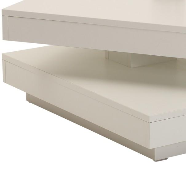 Konferenční stolek ANDY bílá 4