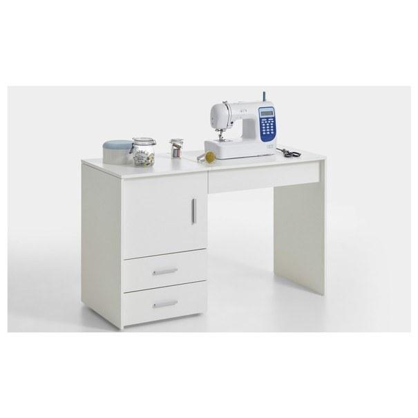 Pracovní stůl na šicí stroj ANGERS  bílá 5