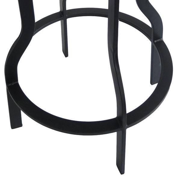 Barová židle ARBA 3 černá 4