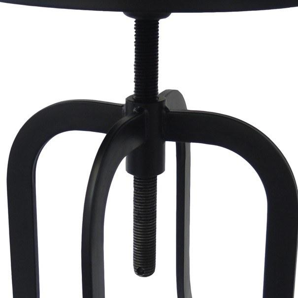 Barová židle ARBA černá 3