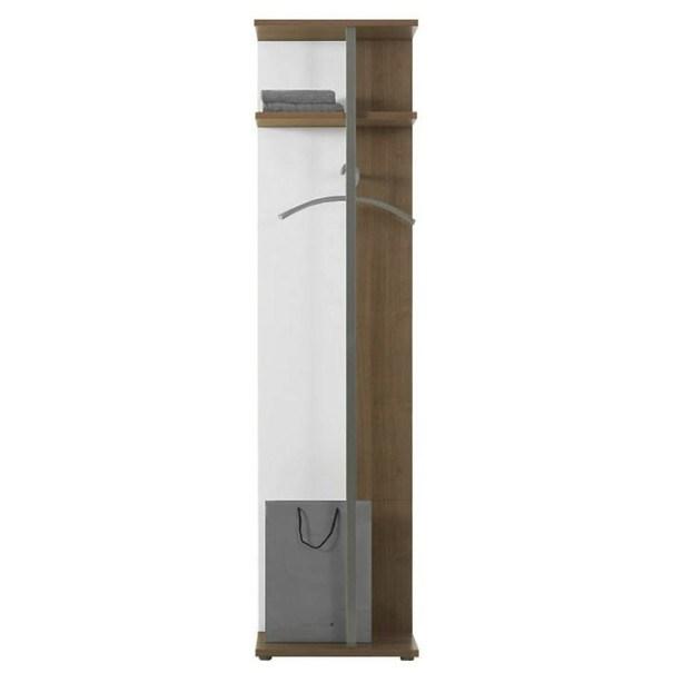 Predsieňový panel ARI slivka/biela 1