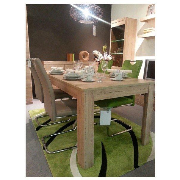 Jedálenský stôl  ASTON dub sanremo 2
