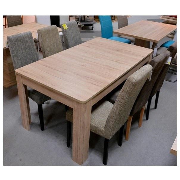 Jedálenský stôl  ASTON dub sanremo 4