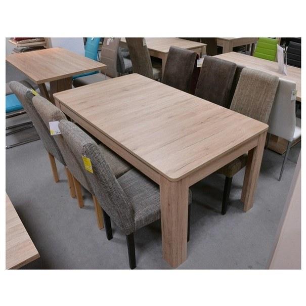Jedálenský stôl  ASTON dub sanremo 5