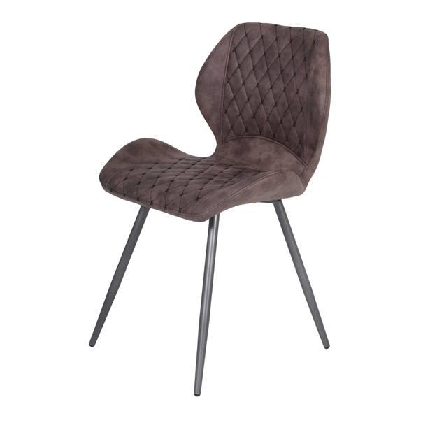 Jedálenská stolička AURORA S vintage hnedá 1