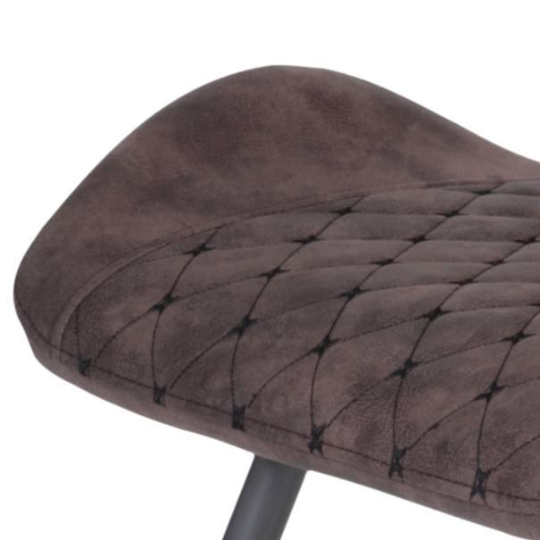 Jedálenská stolička AURORA S vintage hnedá 3