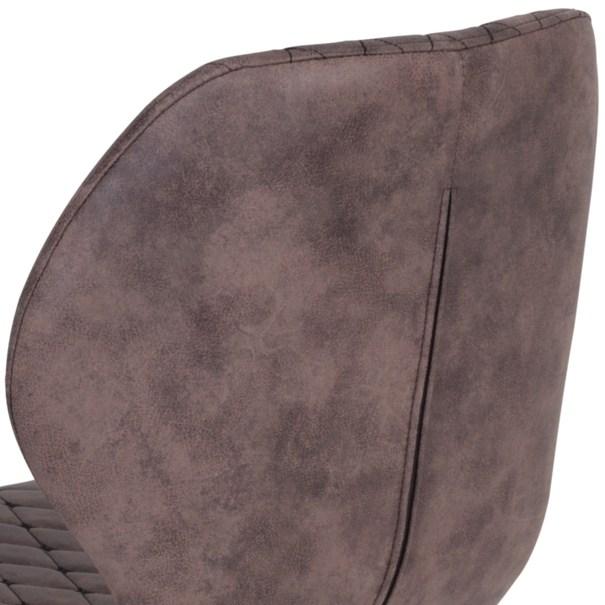 Jedálenská stolička AURORA S vintage hnedá 6