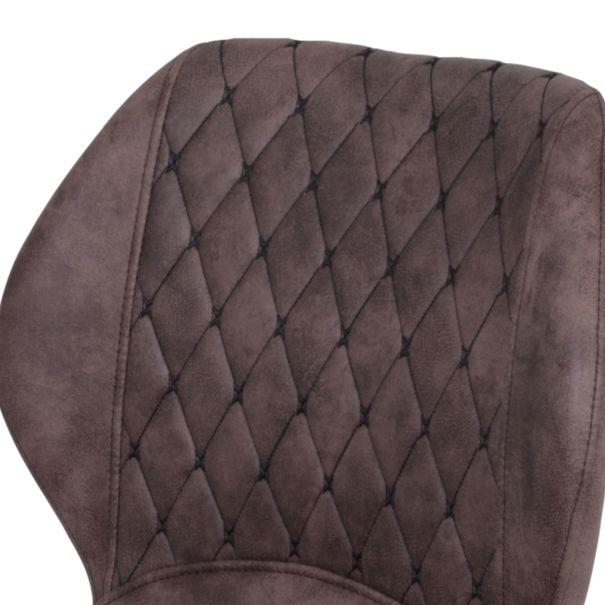 Jedálenská stolička AURORA S vintage hnedá 7