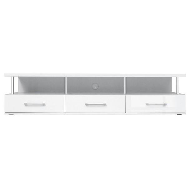 TV stolík AVILA biela 1
