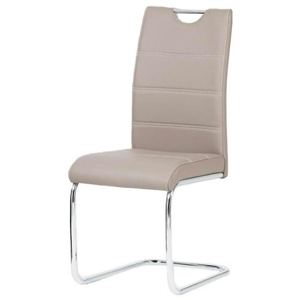 Jedálenská stolička AZALEA krémová 1
