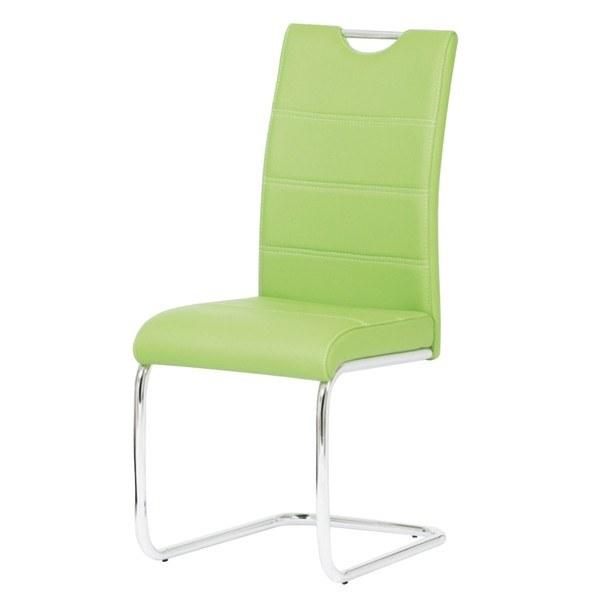 Jídelní židle AZALEA zelená 1