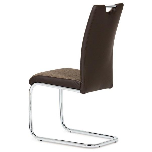 Jídelní židle AZURA hnědá 2