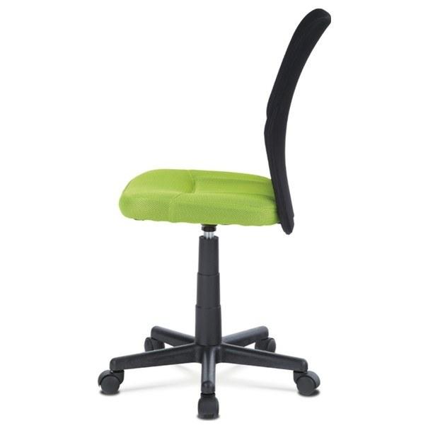 Kancelářská židle BAMBI zelená/černá 3
