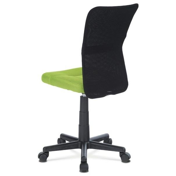Kancelářská židle BAMBI zelená/černá 4