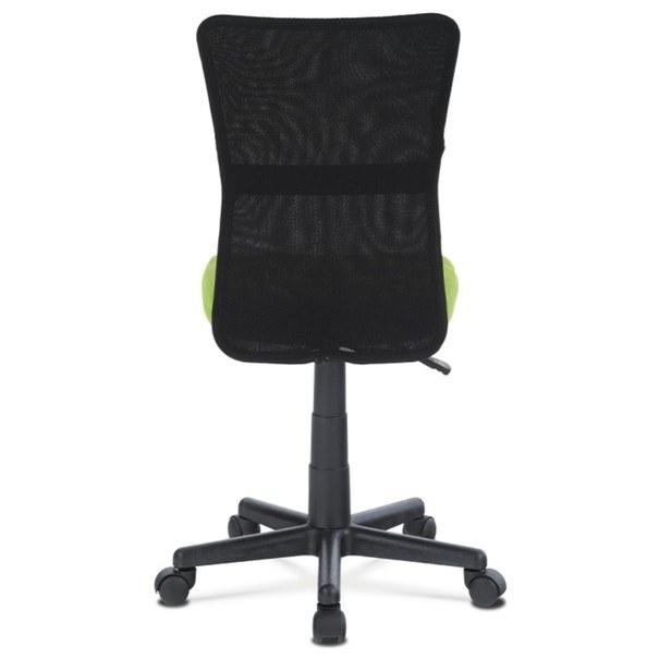 Kancelářská židle BAMBI zelená/černá 5