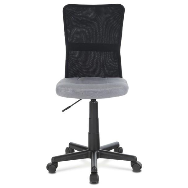 Kancelářská židle BAMBI šedo/černá 2