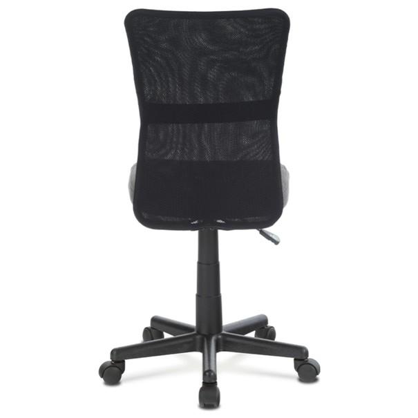 Kancelářská židle BAMBI šedo/černá 5